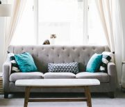 Affordable Essentials For Your First Living Room